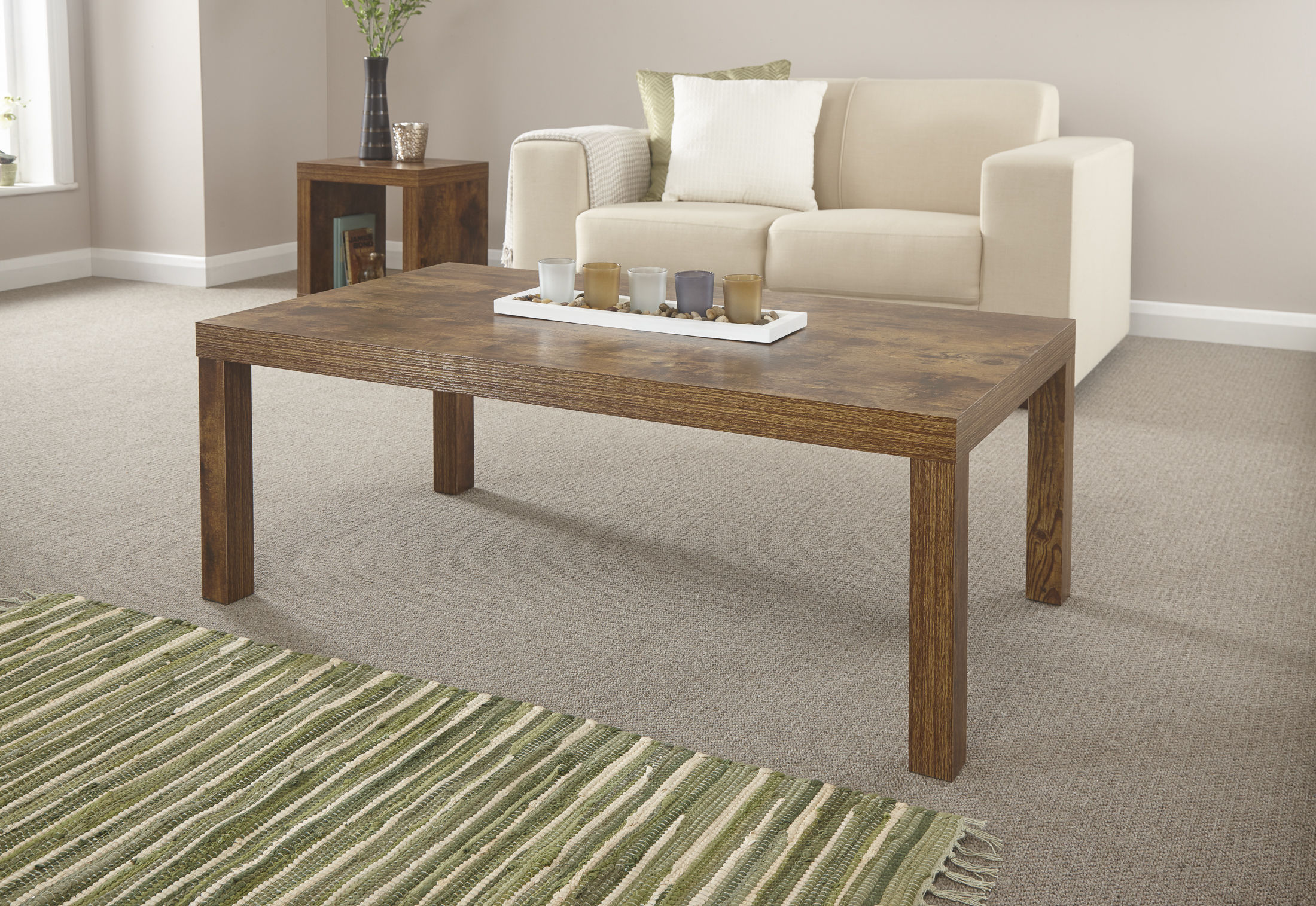 Jakarta Mango Wood Living Room Coffee Table Furniture Uk