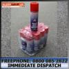 12x DM Miller Carpet Adhesive Heavy Duty Kraft Glue High Strength 500m