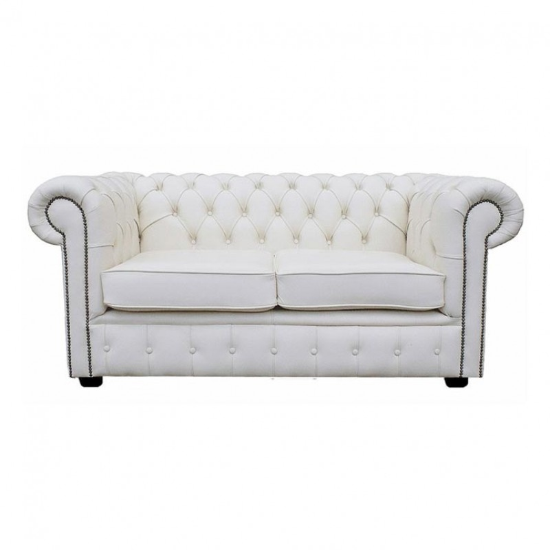 Genuine Leather Two Seater Sofa