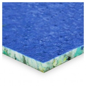 Premium Quality 10 Square Metres 12mm Thick PU Foam Carpet Underlay