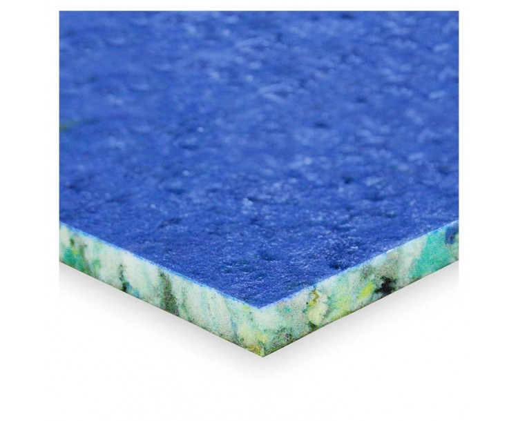 Premium Quality 15 Square Metres 12mm Thick PU Foam Carpet Underlay
