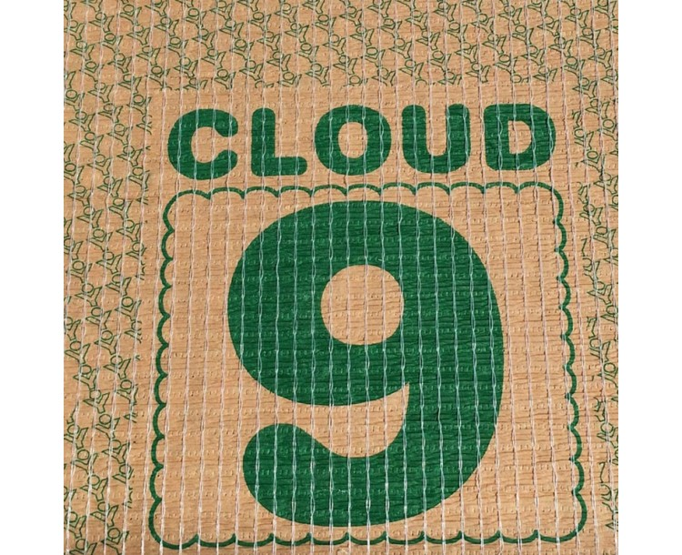 Cloud 9 Cumulus 10mm Thick Carpet Underlay 5 Square Metres